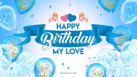 Free Happy Birthday Wallpaper for Him - birthdayimg.com