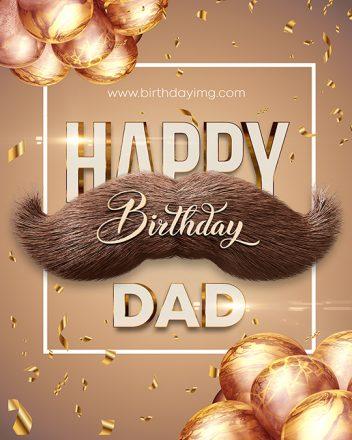 Free Happy Birthday Image For Dad - birthdayimg.com