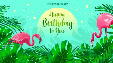 Free Happy birthday Wallpaper Beach - birthdayimg.com