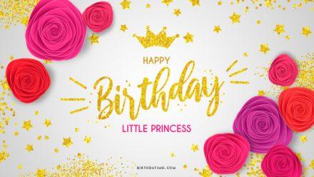 Free Happy Birthday Wallpaper for Girl - birthdayimg.com