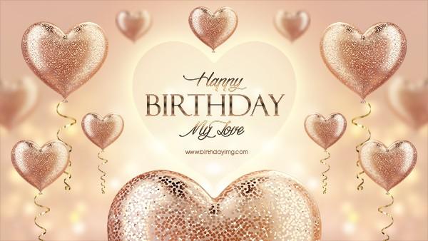 Free Happy birthday Wallpaper Love - birthdayimg.com