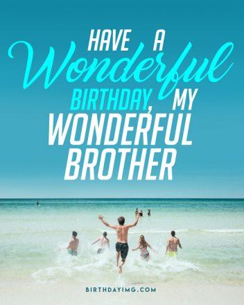Free Happy Birthday Image For Brother - birthdayimg.com