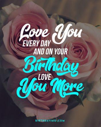 Free Happy Birthday Image with Roses - birthdayimg.com