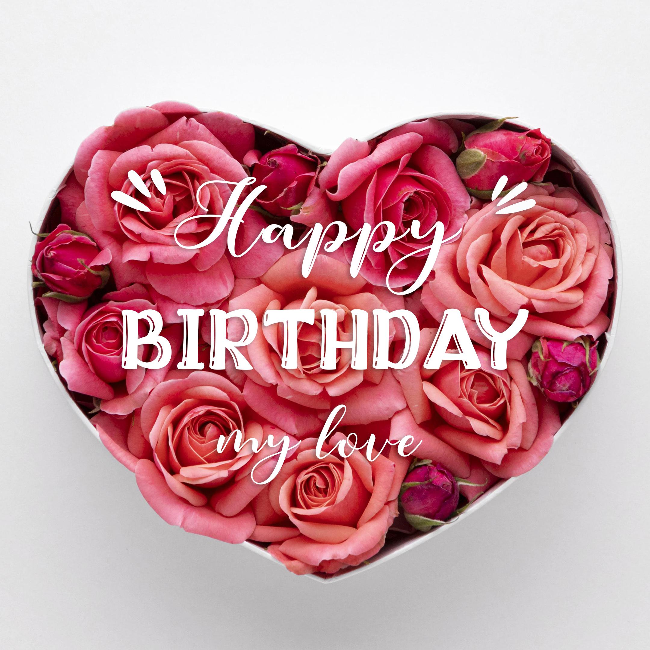 Free Happy Birthday Images With Love - birthdayimg.com